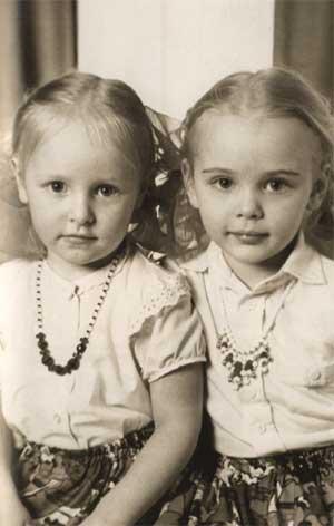 Маша и Катя Путины