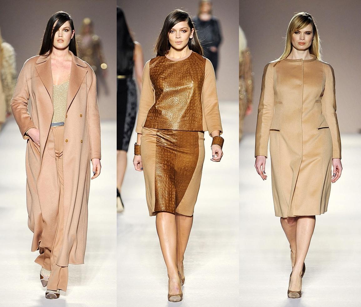 Модные тенденции сезона «осень-зима 2012»