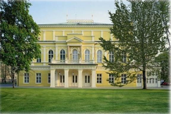 В выходные можно будет бесплатно посетить Дворец Жофин
