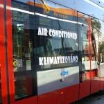 В таких трамваях летом будет ездить комфортнее