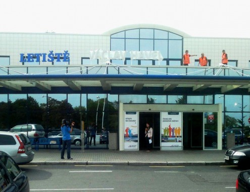 Новое имя пражского аэропорта