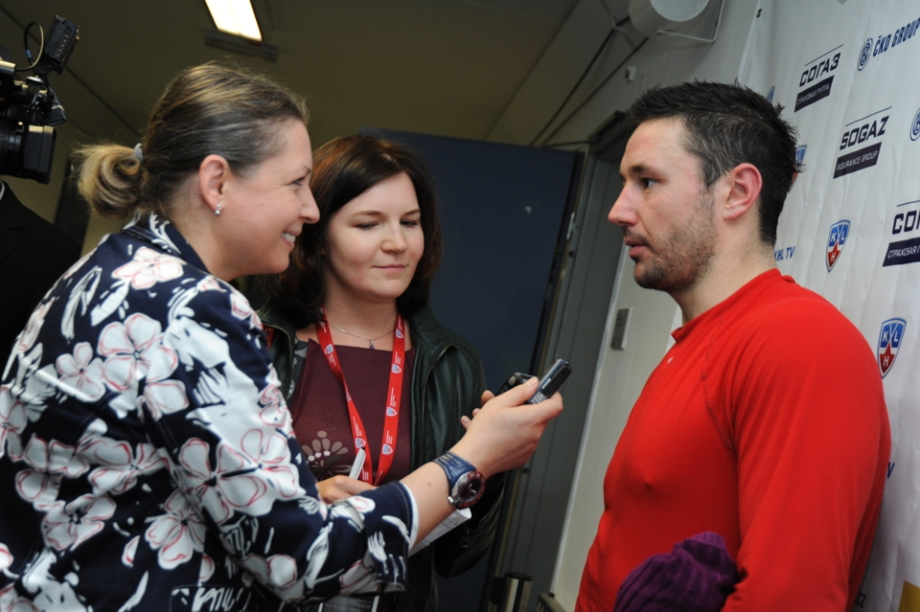 Интервью с Ильей Ковальчуком
