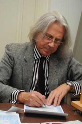 Владимир Николаевич Чернов, русский оперный певец