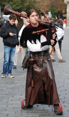 Пражский магистрат приструнит уличных музыкантов