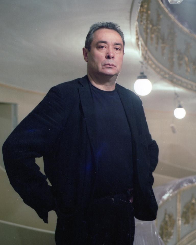 Художественный руководитель Александринского театра в Санкт-Петербурге Валерий Фокин