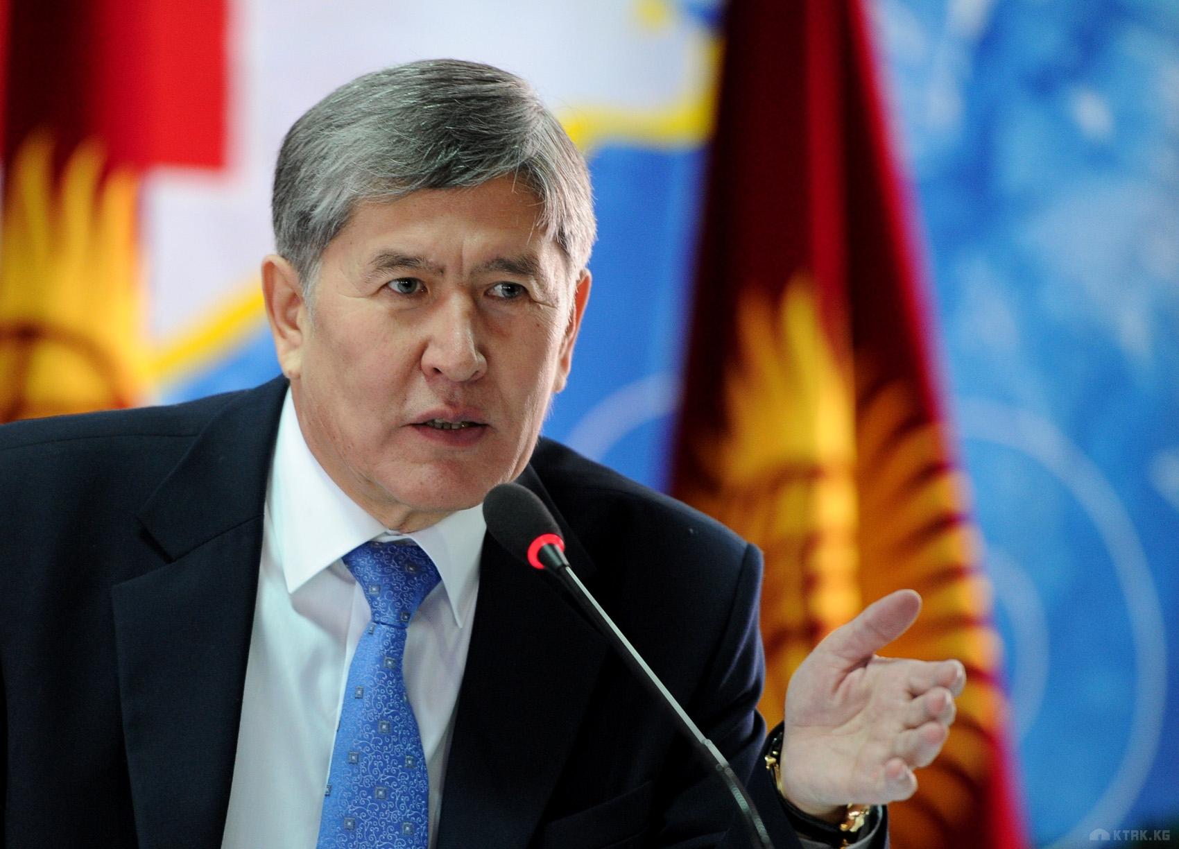 Алмазбек Атанбаев