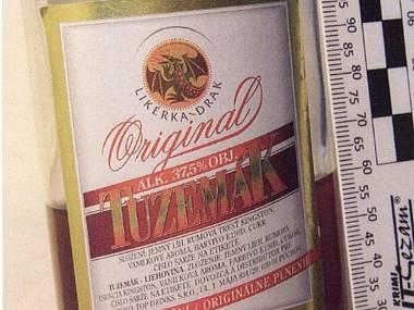 В Злине нашли склад с отравленным алкоголем