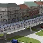 Строительство нового проездного тоннеля начнётся в 2014 году