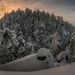 В Чехию скоро придёт настоящая зима