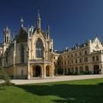 Замок Леднице - самый посещаемый среди туристов