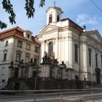 В районе Прага 7, недалеко от парка «Стромовка» планируется открытие нового православного храма.
