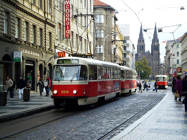 10 чешских трамваев будут ездить на улицах Курска
