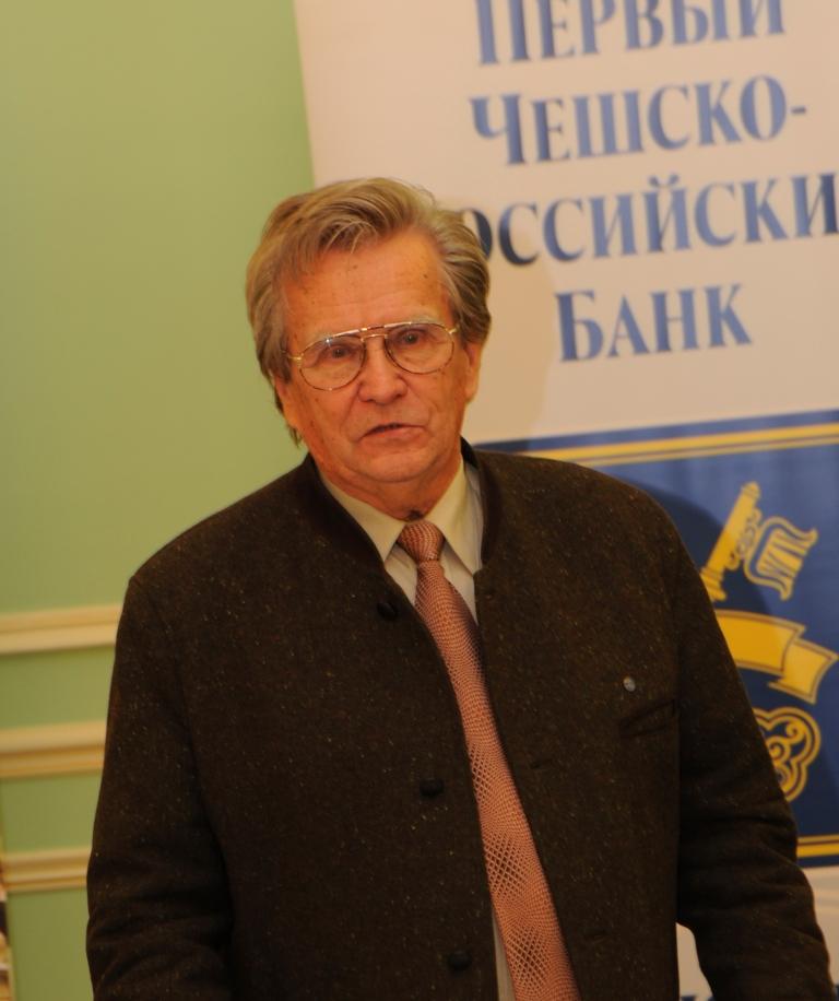 Владимир Иванович Федосеев, российский дирижёр