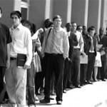 Безработные не будут участвовать в общественных работах