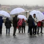 Тысячи россиян встретят Новый год в Праге