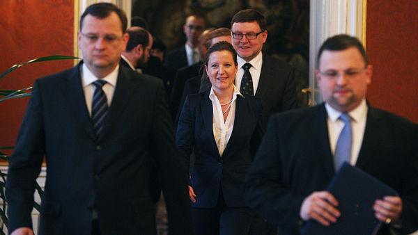 Каролина Пик - новая рекордсменка среди министров на короткий срок