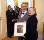 Хиллари Клинтон встретилась с Карлом Шварценбергом