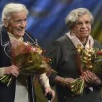 Маркета Новакова и Илза Майерова были в Терезине и Освенциме