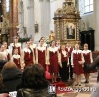Детский хор из Ростова стал лауреатом чешского фестиваля