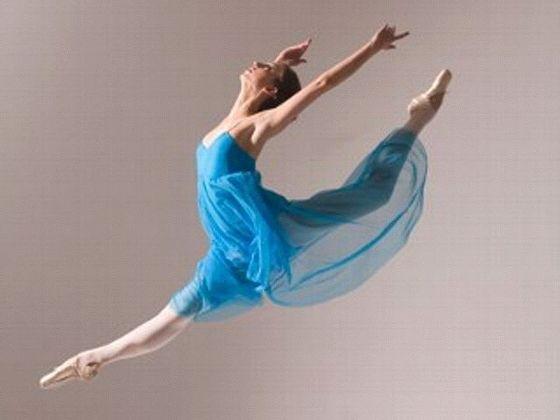 Россиянка выиграла серебро на международном конкурсе балерин
