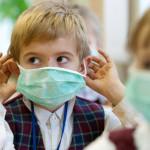 Школы закрываются из-за гриппа