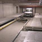 В Сланах можно будет парковаться без водителя