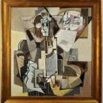 Ещё одна картина Эмиля Филла продана на аукционе
