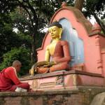 Буддисты будут иметь место для встреч в Праге