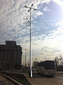 Памятник погибшим велосипедистам появится на набережной капитана Яроша
