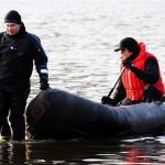 В реке Влтава обнаружены два утопленника