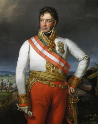 Карл Шварценберг – фельдмаршал войск Наполеона