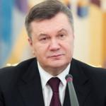 Янукович поздравил Земана с избранием