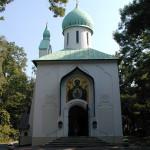 Храм Успения Пресвятой Богородицы на Ольшанском кладбище в Праге
