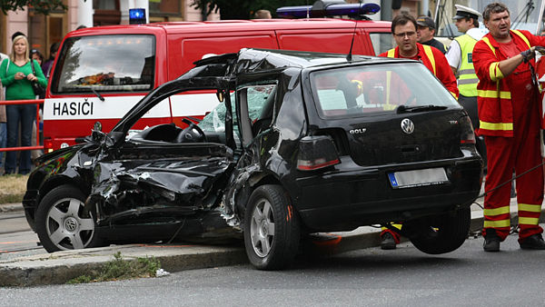 Часто виновники аварии уезжают с места преступления