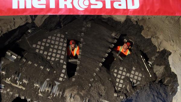 Прага начала гасить долг перед строительной компанией