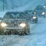 12 февраля зафиксировано рекордное число аварий
