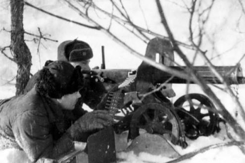 История героического сражения при Соколово