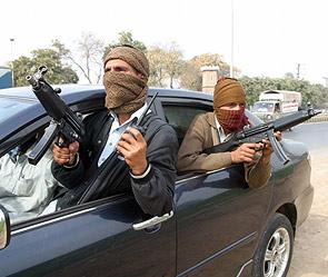 Две чешские туристки похищены в Пакистане