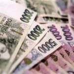 Средняя зарплата в Чехии - около 25 тыс. кон