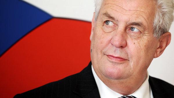 Милош Земан - новый президент Чехии