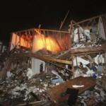 В результате взрыва пострадало около 200 человек