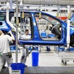 Продажи и производство машин в Чехии несколько снизились