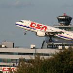 Чешские авиалинии ввели летнее расписание