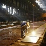 Evraz group приостановил производство стали в Чехии