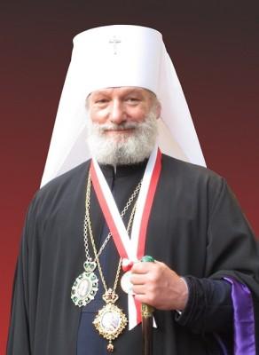 Митрополит Чешских земель и Словакии Христофор