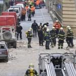Ущерб от взрыва газа может составить 100 млн крон