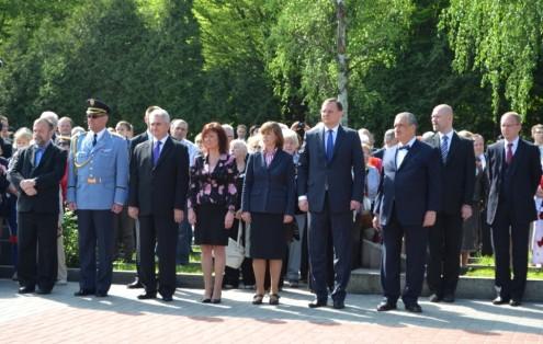 Представители Чешской стороны