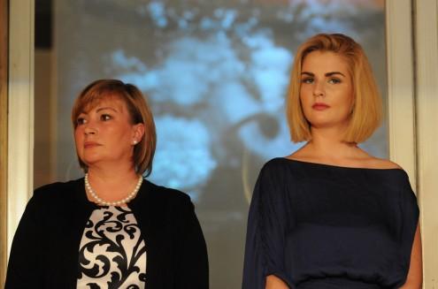 Ивана Земанова с дочерью Катериной