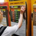 Прага установит новые автоматы по продаже билетов
