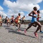 Из-за марафона будет ограничено движение в центре Праги